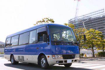 マンションオーナー専用シャトルバス(マイクロバス)